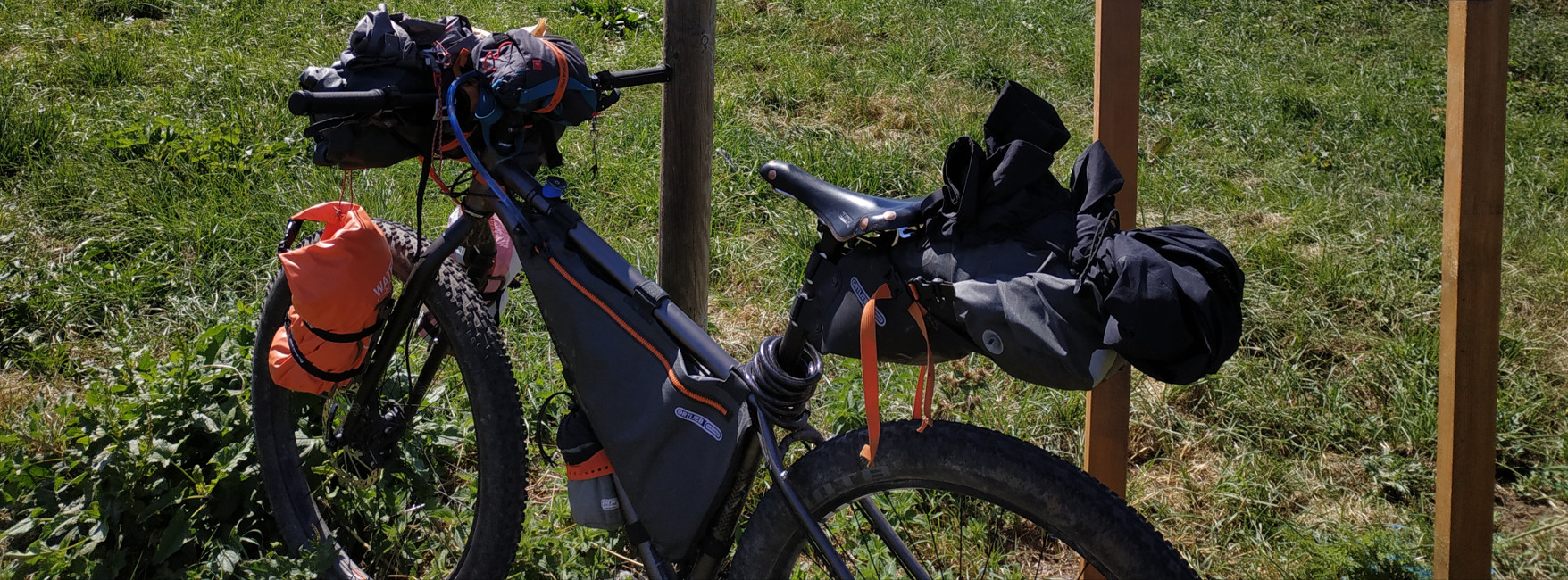 VTT bikepacking