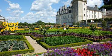 La Loire De Blois Angers Avec Grand Angle