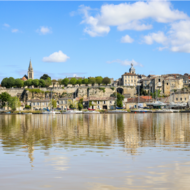 Blaye / Bourg / Bordeaux