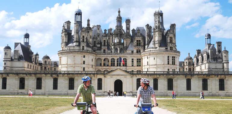Boucles Et Circuits Velo Autour Des Chateaux De La Loire