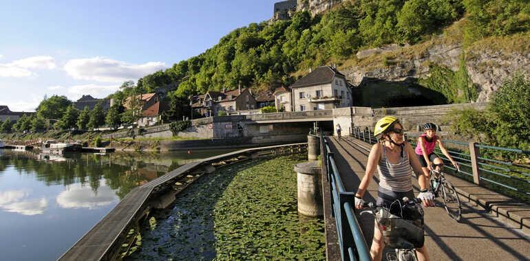 EuroVelo 6 en France : itinéraire cyclable de Bâle à l'océan ...
