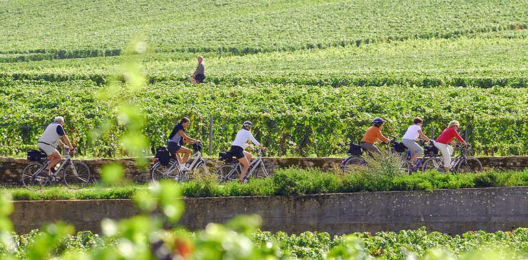 Tracé officiel du tour de Bourgogne à Vélo