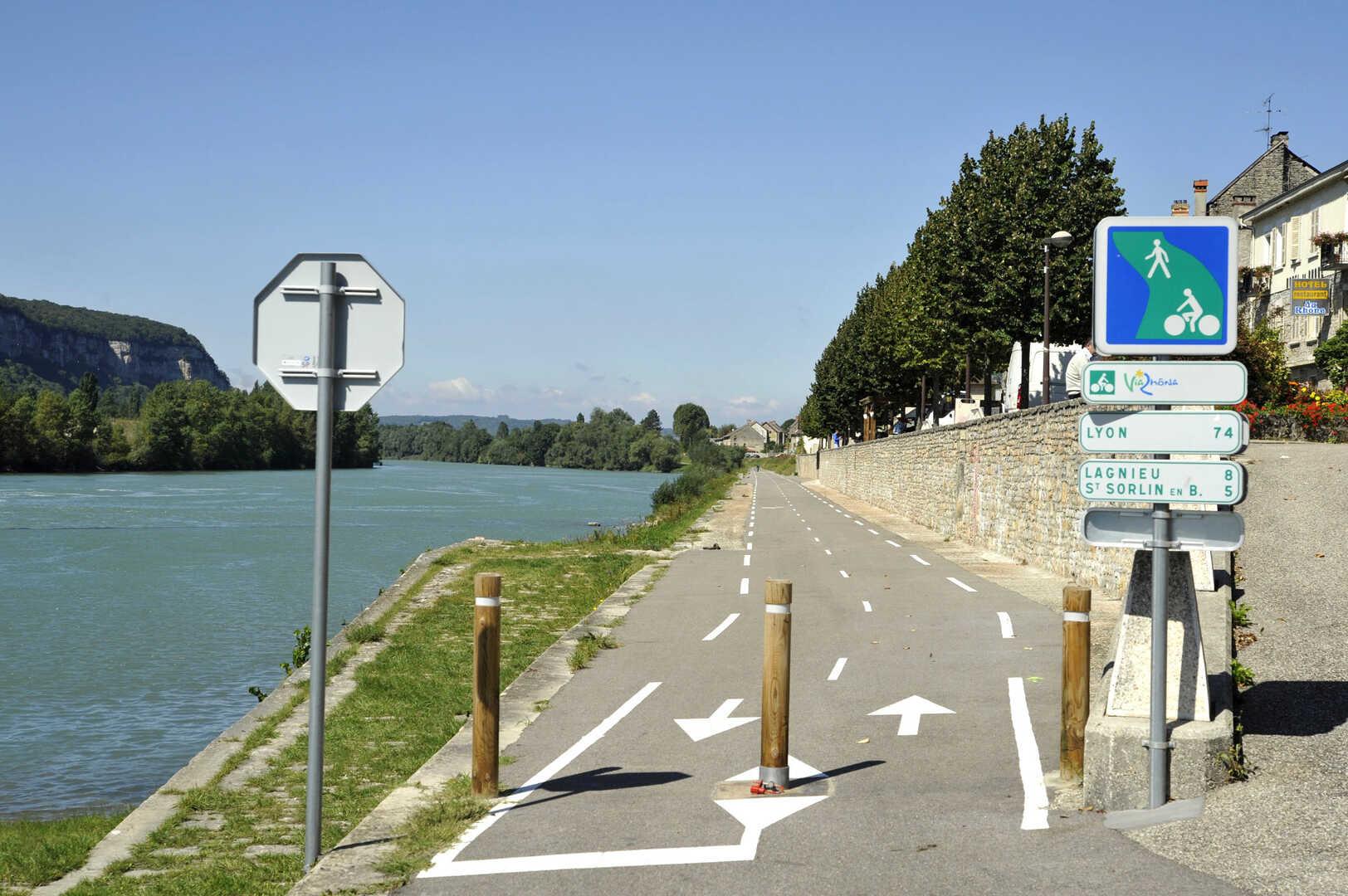 Le Reseau Cyclable En France France Velo Tourisme