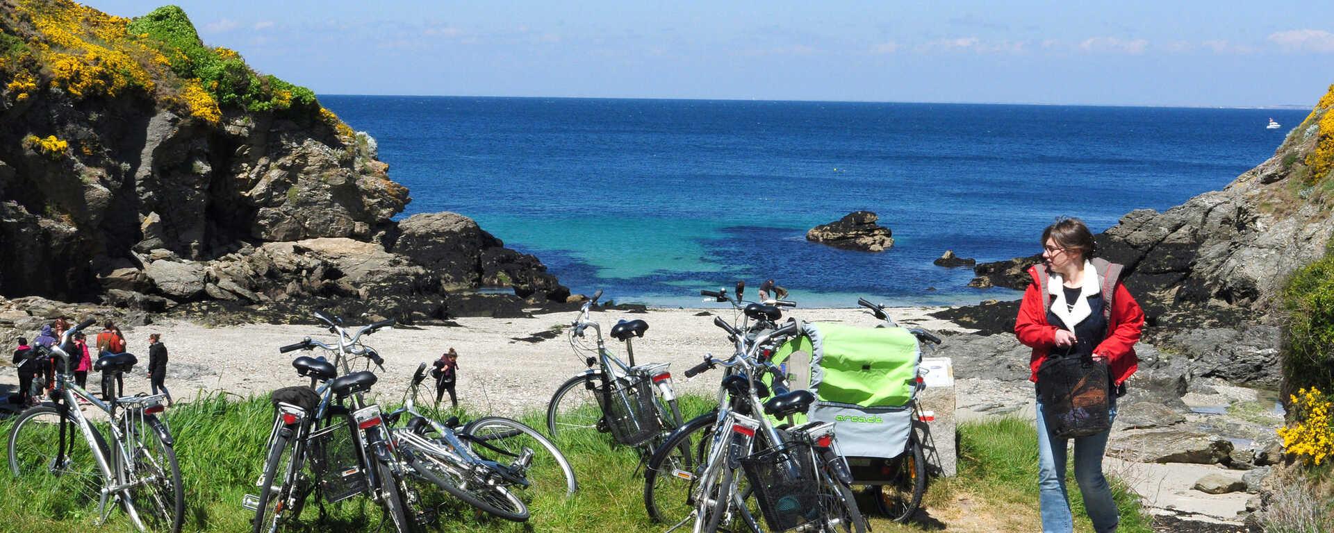 Belle Ile En Mer A Velo France Velo Tourisme