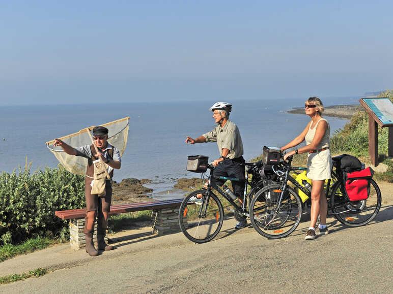 Rencontres durant un voyage à vélo