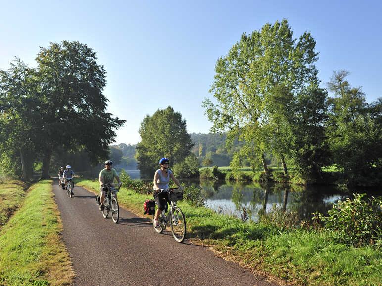 Un voyage à vélo, c'est sain et écolo